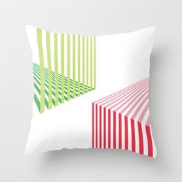 Rhetorical behaviour Throw Pillow