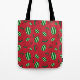 Waterguns Pattern Tote Bag