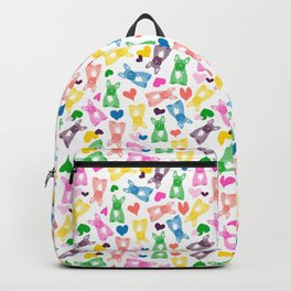 Gummy Frenchies Backpack