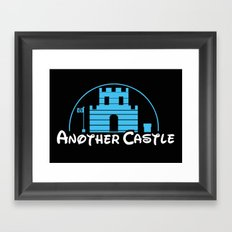 Another Castle Framed Art Print