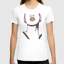 Gold Lips T-shirt