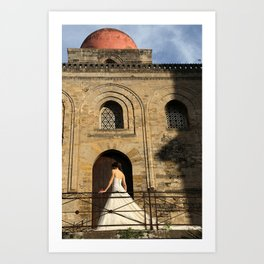 Palermo 7 Art Print