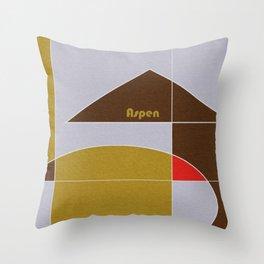Aspen Mosaic Throw Pillow