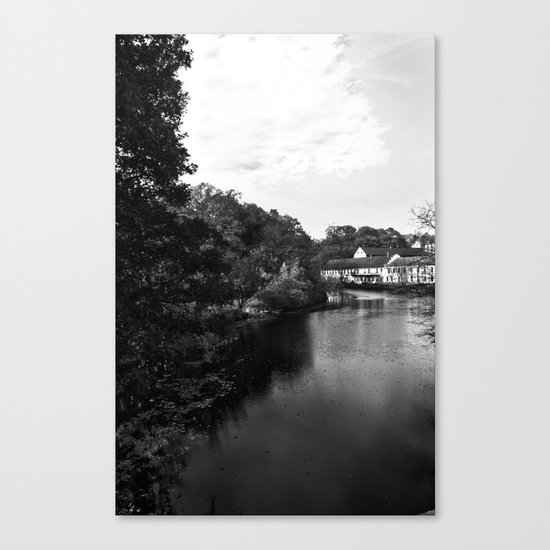 Charles River Canvas Print