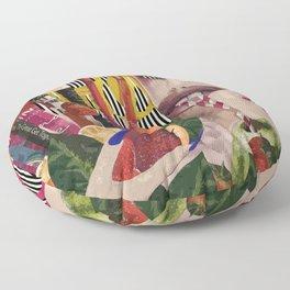Toxic Tropic Floor Pillow