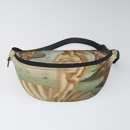 Birth Of Venus Sandro Botticelli Nascita di Venere Fanny Pack