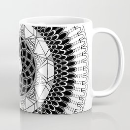 ABUNDANCE MANDALA Coffee Mug