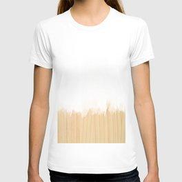 Scandinavian White T-shirt