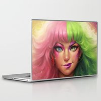 battlefield Laptop & iPad Skins featuring Battlefield  by Kate Laird