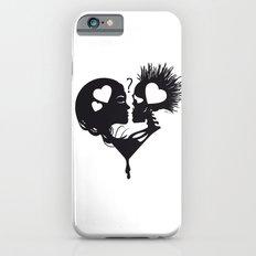 Skull Kiss Slim Case iPhone 6s