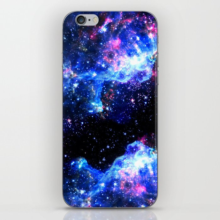 Galaxy iPhone Skin