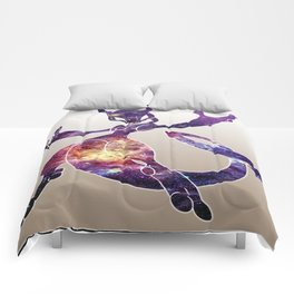 Galaxy Mewtwo Comforters