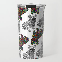 Colorful bully Travel Mug