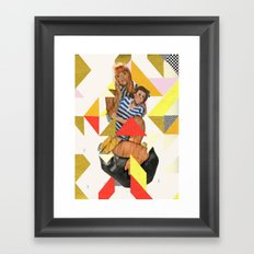 ODD 003 Framed Art Print