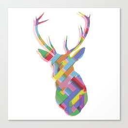 Dear, deer Canvas Print