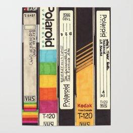 VHS Detail I Poster