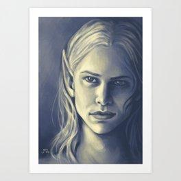 Zevran Art Print