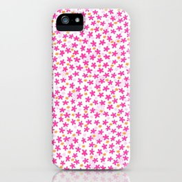 Isabella (Pink) iPhone Case