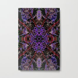 HiveMind Metal Print