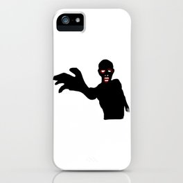 Zombie Hand iPhone Case