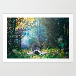 Day Dreaming Art Print