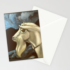 Night of The Billy Goat Stationery Cards