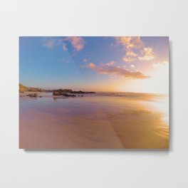 Hermanus, south Africa. Metal Print