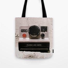 Pronto B Land Camera, 1977 Tote Bag