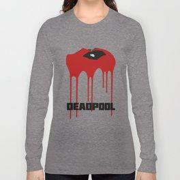 Dead-Pool Alternative Poster Long Sleeve T-shirt