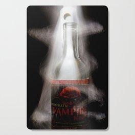 Aura of a Vampire Cutting Board