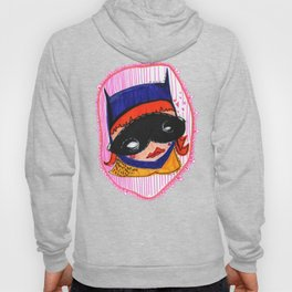 Batgirl in Love Hoody