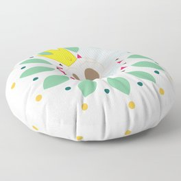 Calavera Floor Pillow