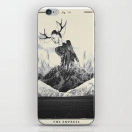 Fig. III - The Empress iPhone Skin