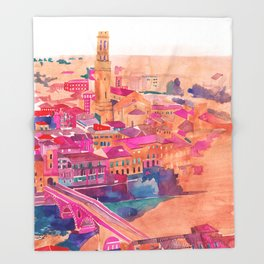 Verona Throw Blanket