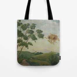 Flying Spaghetti Monster Tote Bag