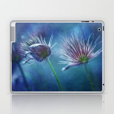 spring pasque flower Laptop & iPad Skin