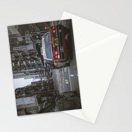 Hong Kong Street Stationery Cards