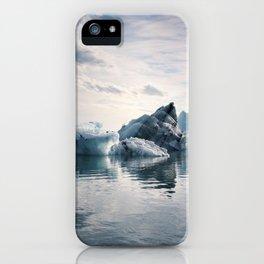 Jökulsálön II iPhone Case