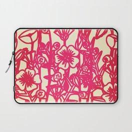electric flower Laptop Sleeve