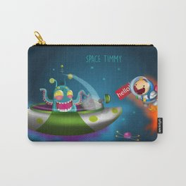 Space Timmy Carry-All Pouch