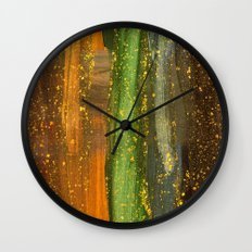 Sparkle and Shine Wall Clock