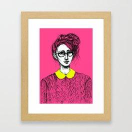 Esmerelda Framed Art Print
