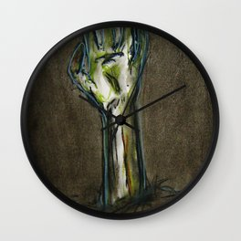 The Dead Shall Rise Wall Clock