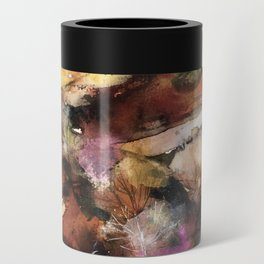 Abstract Tuscan Landscape Can Cooler