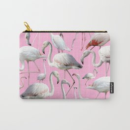 Flamingo | Phoenicopteridae Carry-All Pouch