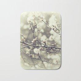 wild blossoms Bath Mat