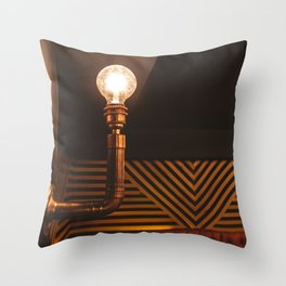 The Lounge Throw Pillow