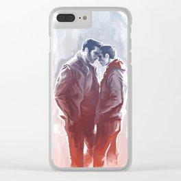 sterek Clear iPhone Case