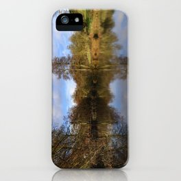 Lumsdale pool iPhone Case