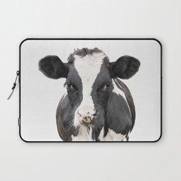 Cow Art Laptop Sleeve